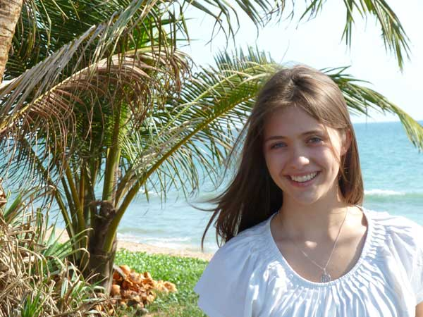 MU High Student, Caitlin Yoder