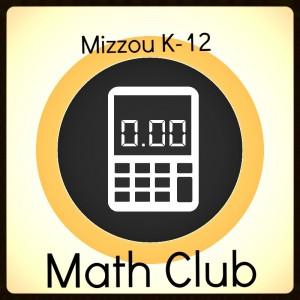 Mizzou K 12 Math Club Logo